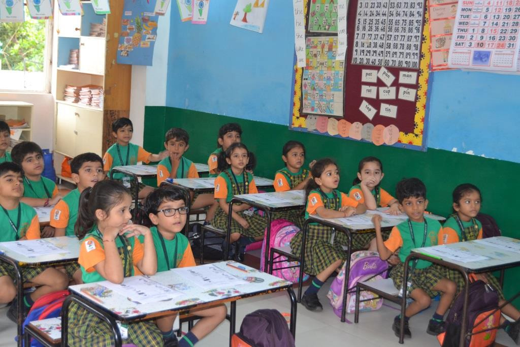 Best CBSE School in Ahmedabad